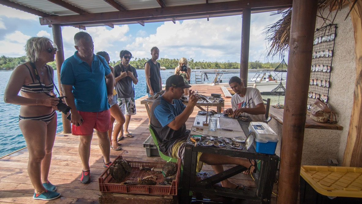 Visiter Huahine Pearl Farm and Pottery
